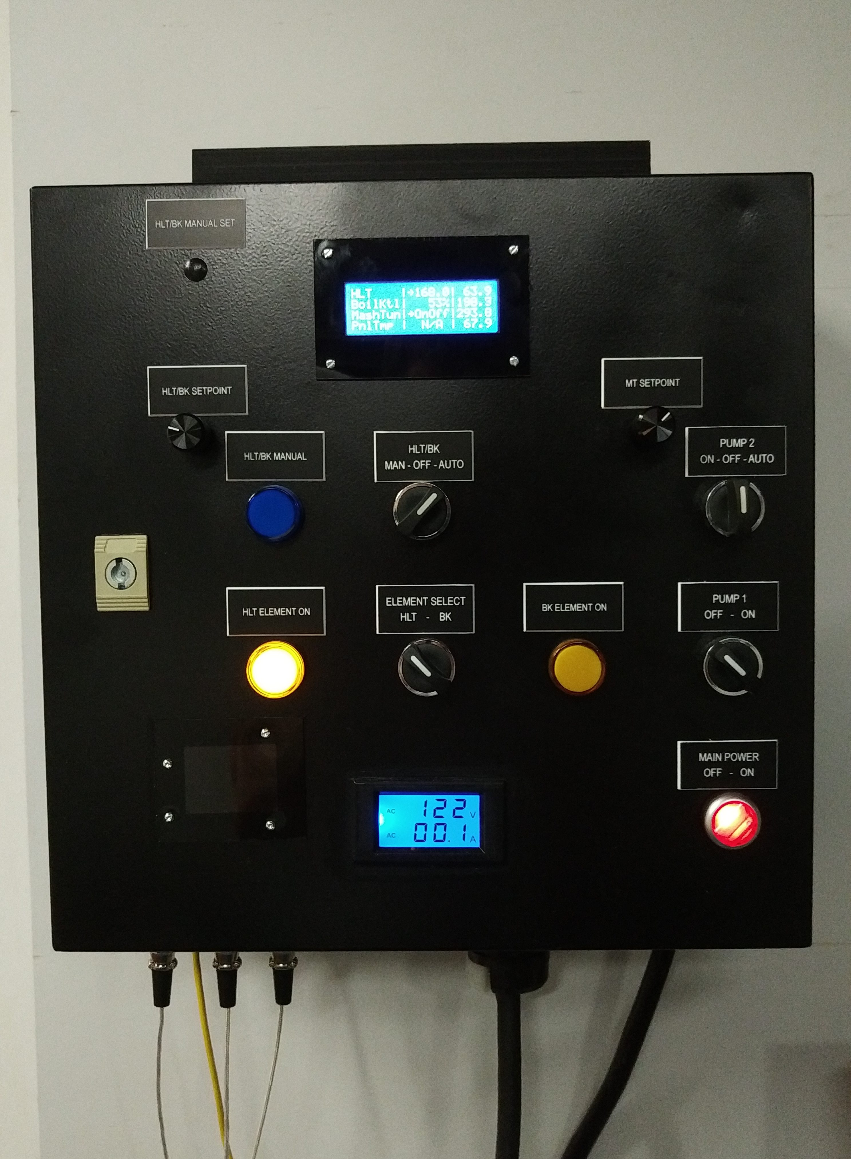 Control Panel – WieBe Brewing
